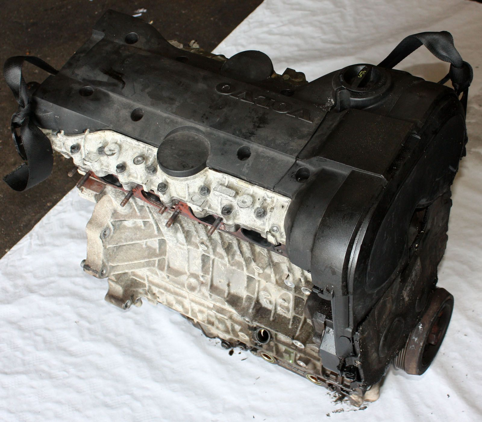 Volvo S40 V50 C30 C70 T5 Se 2 5 Turbo Petrol Engine